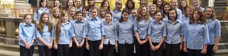 Choir at Saint Sulpice