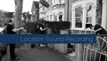 location sound